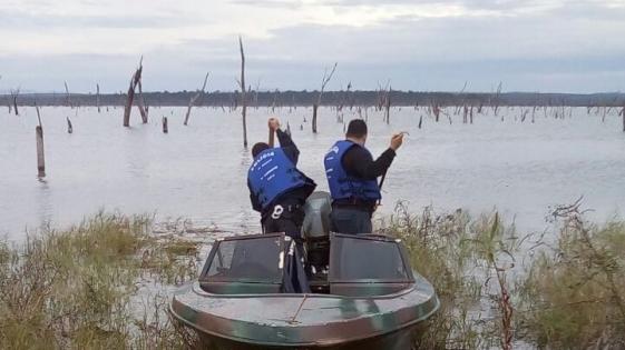 Hallaron muerto al pescador buscado en el Uruguaí