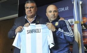 """""""Necesitábamos un entrenador con el carácter de Sampaoli"""""""