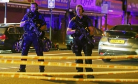 Londres: detuvieron a un joven por su presunta vinculación al atentado