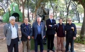 Escritores misioneros dijeron presente en el Centenario de Roa Bastos