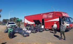 Secuestraron mercadería ilegal valuada en más de un millón de pesos