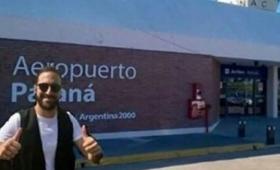 Cargaron a Higuaín con el casamiento de Messi
