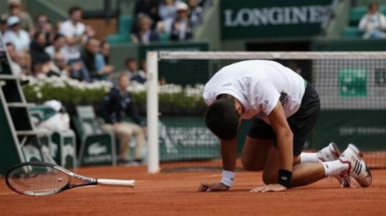 Djokovic podría tomarse un descanso tras su dura eliminación en París