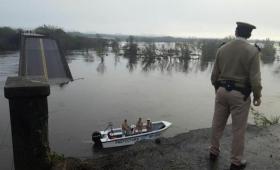Arroyo Guazú: en seis meses instalarían el nuevo puente