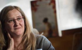 """Luz Gabás: """"La moralidad va cambiando a lo largo de los siglos"""""""