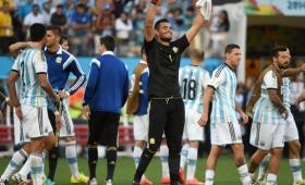 ¿Qué le dijo Romero a Sampaoli sobre la Selección?