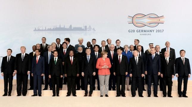 En el G-20, las potencias dejaron expuesto el aislamiento de Trump