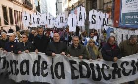 Larreta convocó a los docentes para hacerles una propuesta igual a la de la Provincia
