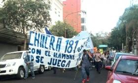 Barrios de Pie se movilizó en Posadas