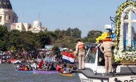 Multitudinaria celebración de la fiesta patronal de la Virgen de Itatí
