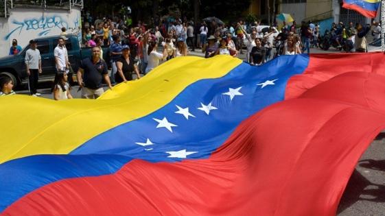 Gobierno de Venezuela prohíbe manifestaciones públicas