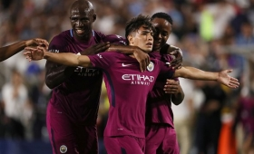El Manchester City goleó al Real Madrid