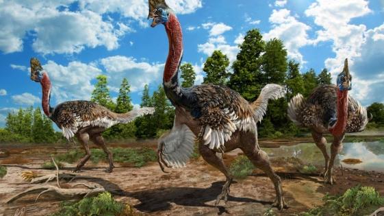 Descubren nueva especie de dinosaurio con cresta