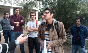 Estudiantes de la UNAM solicitan la creación de un nuevo albergue