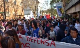 Jueves de protesta multisectorial en Posadas