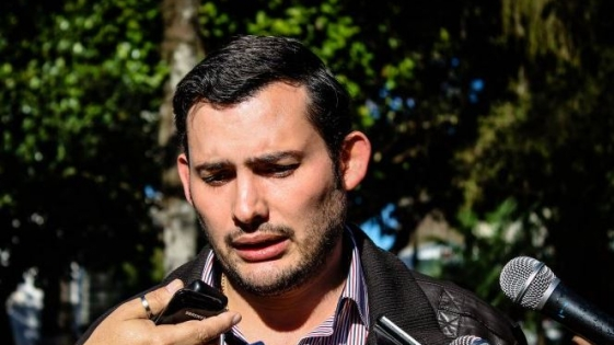 """Petterson durísimo con Urriza: """"Vino a prometer lo que no van a cumplir"""""""