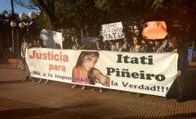 """Femicidio de Tati: exigen Justicia y apuntan a los """"Hijos del Poder"""""""