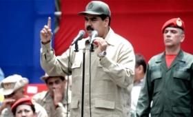 """Maduro anunció un plan de emergencia para capturar """"conspiradores"""""""