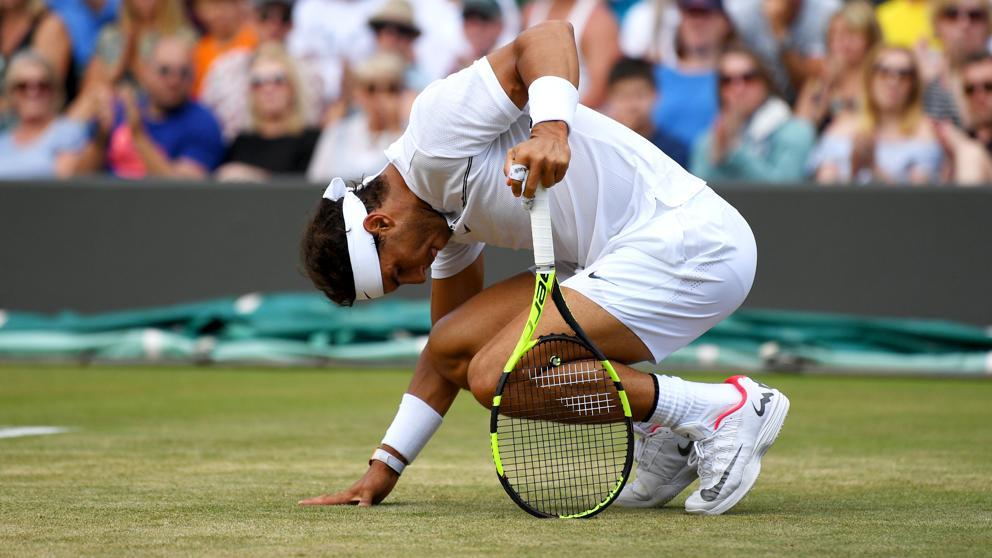Wimbledon pinta bien para los favoritos