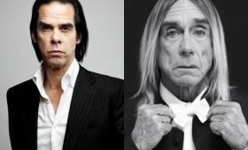 Iggy Pop y Nick Cave se unieron contra el maltrato animal