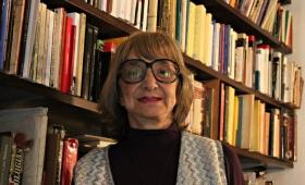 Imprimirán miles de postales de Olga Zamboni
