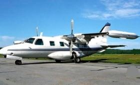 Se reanudó la búsqueda del avión desaparecido