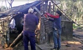 San Ignacio: el intendente negó denuncias de la  aldea Chapa'í