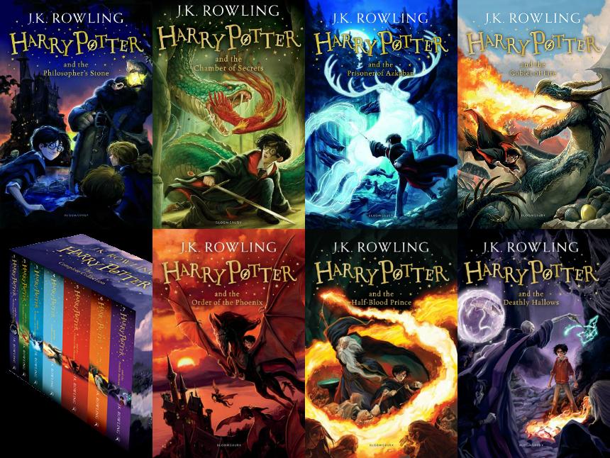 Book Cover Series Y Novelas ~ Publicarán dos nuevos libros de harry potter misiones cuatro