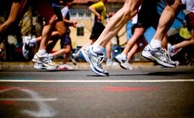 Maratón solidaria del barrio Independencia