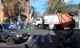 Levantaron el piquete frente a la municipalidad