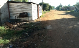 Chacra 96: unas 270 familias piden la regularización de sus terrenos