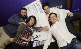 Drones para catástrofes, un proyecto argentino premiado