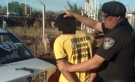 """Arrestaron a """"Ñoño"""" y secuestraron un revolver"""