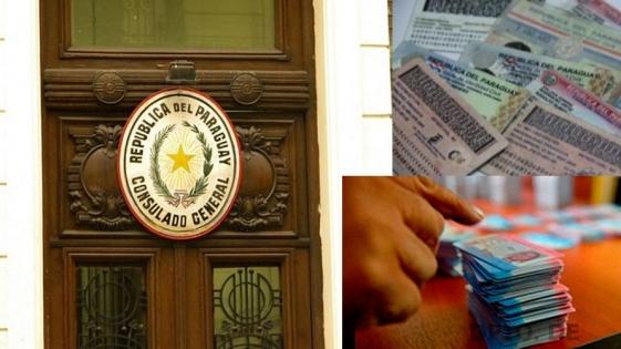 Ciudadanos paraguayos pueden hacer tramites en el consulado de Bs As