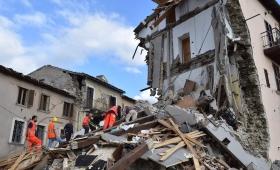 """El """"milagro"""" de Ischia, la última historia en más de un siglo de sismos en Italia"""