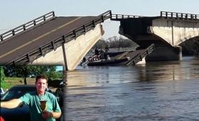 Corrientes: la autopsia confirmó que Schweig murió ahogado