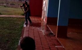 Punteros de la Renovación amenazan a chicos de Ni un Pibe Menos por la Droga