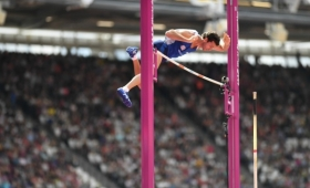 Chiaraviglio eliminado del mundial de atletismo