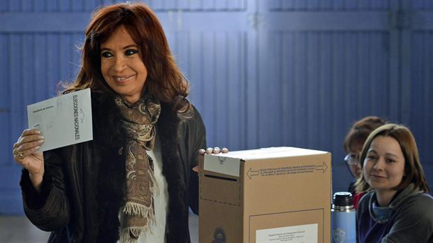Cristina Kirchner no viajará a Santa Cruz a votar en las PASO