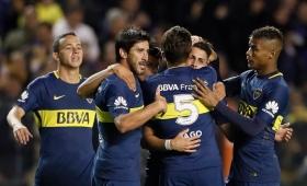 Boca le ganó al Villarreal