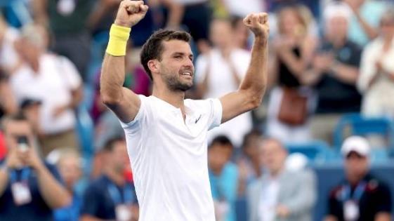 Grigor Dimitrov disfruta de su madurez y le apunta al US Open