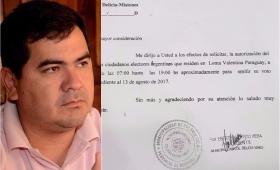 Alcalde renovador pidió que dejen pasar a votantes desde Paraguay