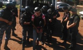 Eldorado: extraditaron desde Paraguay a peligroso delincuente