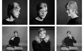 Fotos inéditas de un joven David Bowie antes de saltar al estrellato
