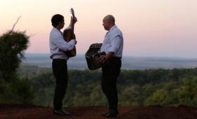 Tres Fronteras, mboyeré de canciones de Los Núñez