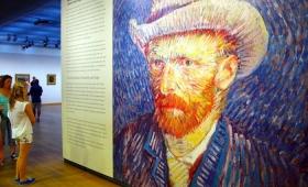 Cómo reaccionan niños y adultos al ver un Van Gogh