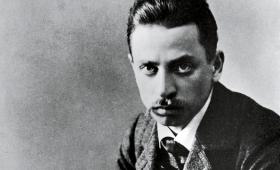 Un poema de Rilke muestra la esencia de cómo funciona la mente de un poeta