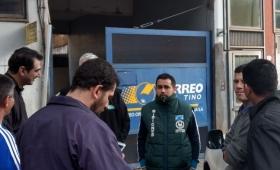 Quite de colaboración en Correo Argentino