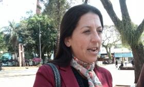 Velázquez-Larraburu no sabe cuántos empleados de Migraciones trabajan en el puente
