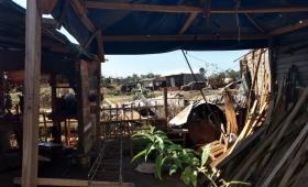 Vecinos de Sol de Misiones esperan ser relocalizados